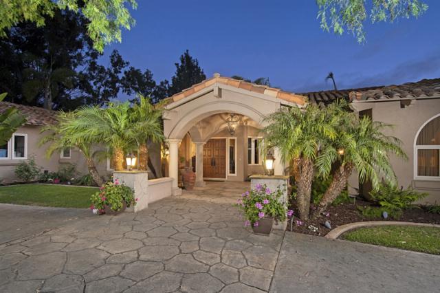 7233 La Soldadera, Rancho Santa Fe, CA 92067 (#190023059) :: Coldwell Banker Residential Brokerage