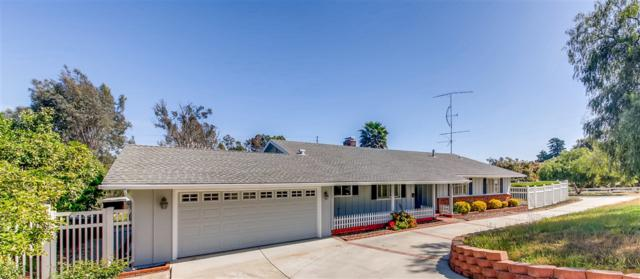 509 Verde Avenue, Fallbrook, CA 92028 (#190023103) :: Whissel Realty