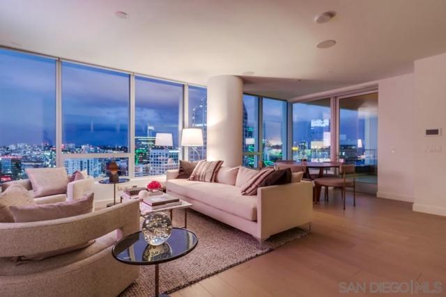 888 W E St #3006, San Diego, CA 92101 (#190023135) :: Farland Realty