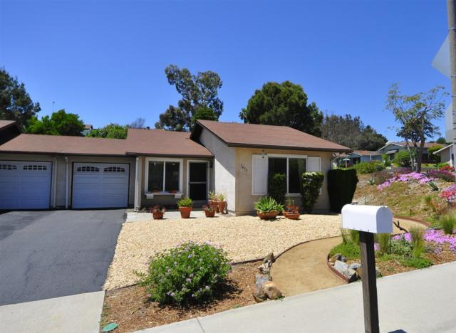 1455 Temple Heights Dr, Oceanside, CA 92056 (#190023154) :: Whissel Realty