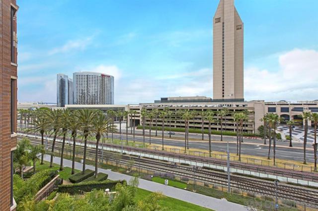 500 W Harbor #608, San Diego, CA 92101 (#190023627) :: Coldwell Banker Residential Brokerage