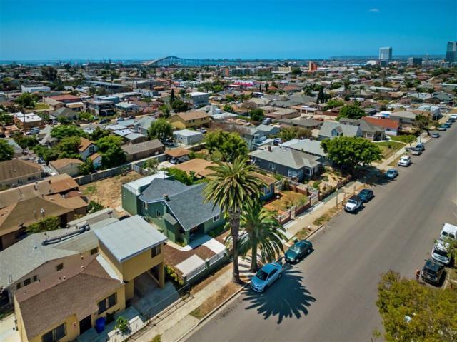 2575 K, San Diego, CA 92102 (#190023680) :: Neuman & Neuman Real Estate Inc.