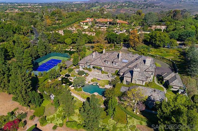 6590 Calle Reina, Rancho Santa Fe, CA 92067 (#190024341) :: Coldwell Banker Residential Brokerage
