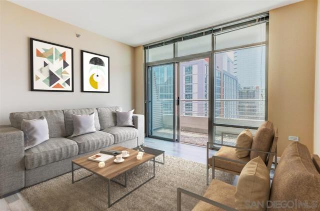 425 W Beech Street #1303, San Diego, CA 92101 (#190024566) :: Be True Real Estate