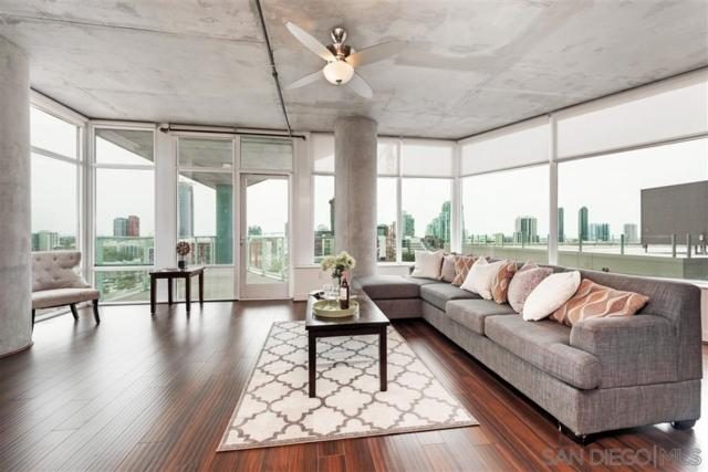 1080 Park Blvd #715, San Diego, CA 92101 (#190024585) :: Coldwell Banker Residential Brokerage