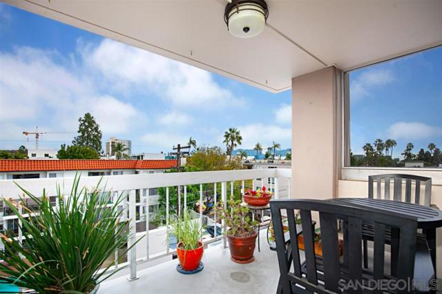 3535 1st Avenue 5D, San Diego, CA 92103 (#190026210) :: Neuman & Neuman Real Estate Inc.
