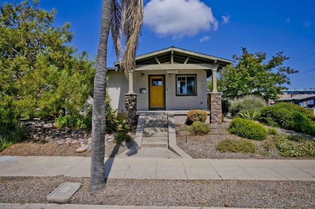 3505 29th St, San Diego, CA 92104 (#190026641) :: Neuman & Neuman Real Estate Inc.