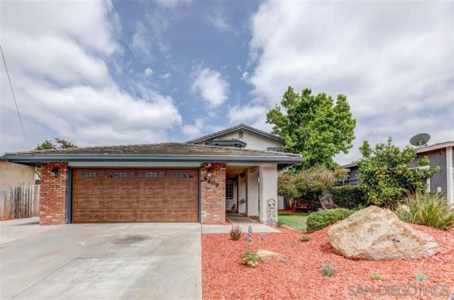 8609 Atlas View Dr, Santee, CA 92071 (#190026780) :: Neuman & Neuman Real Estate Inc.