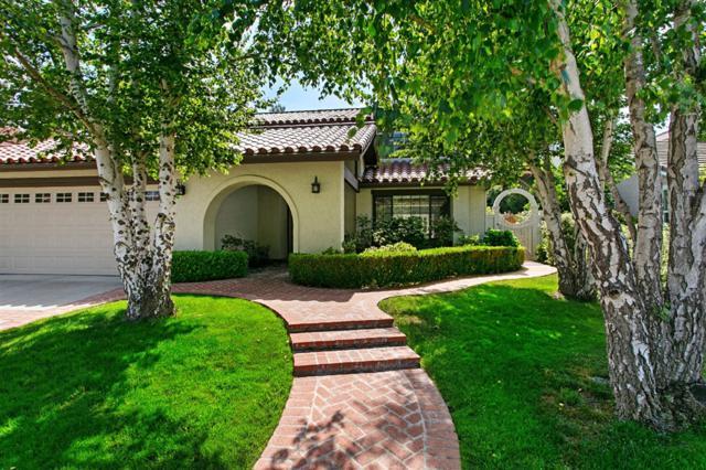 212 Via Tavira, Encinitas, CA 92024 (#190026852) :: Cane Real Estate