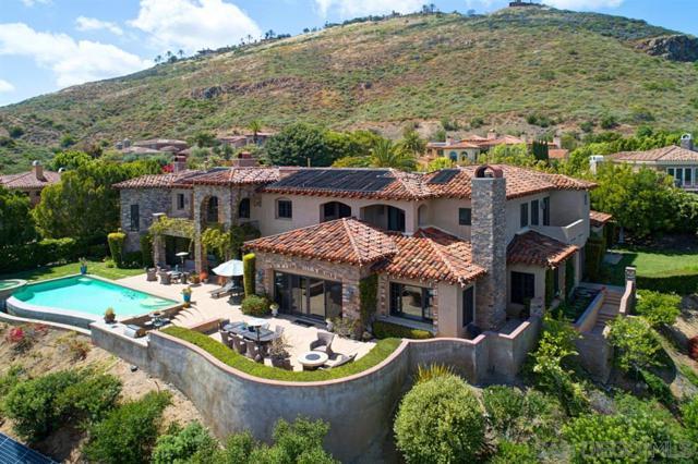 17681 Las Repolas, Rancho Santa Fe, CA 92067 (#190026858) :: Whissel Realty