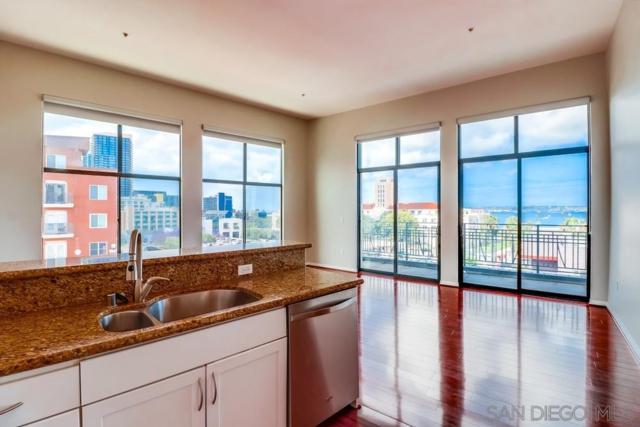 1750 Kettner Blvd #414, San Diego, CA 92101 (#190026949) :: Coldwell Banker Residential Brokerage