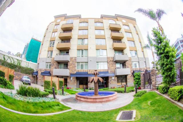 1480 Broadway #2402, San Diego, CA 92101 (#190027231) :: Keller Williams - Triolo Realty Group