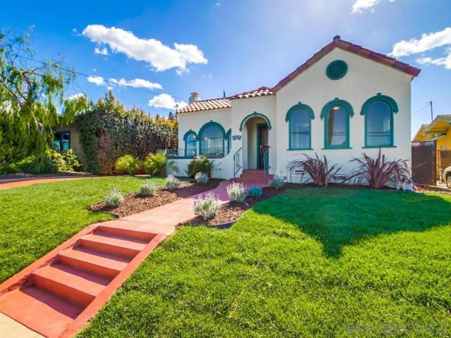 1425 Sutter St, San Diego, CA 92103 (#190027403) :: Coldwell Banker Residential Brokerage