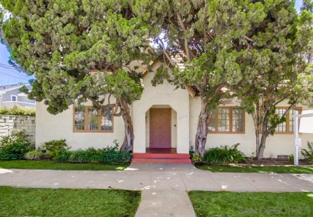 610 10th Street, Coronado, CA 92118 (#190027599) :: The Yarbrough Group