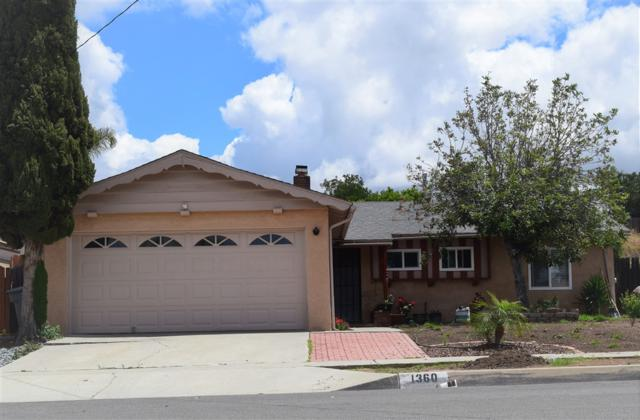 1360 Taft, Escondido, CA, CA 92026 (#190027700) :: Farland Realty