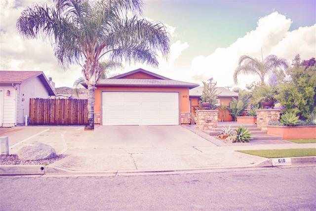 610 Carlann, Escondido, CA 92027 (#190027772) :: Farland Realty