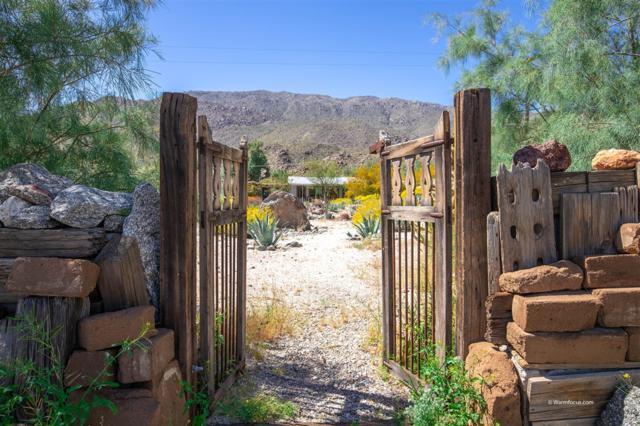 Tubb Canyon Dr, Borrego Springs, CA 92004 (#190028176) :: Cay, Carly & Patrick | Keller Williams