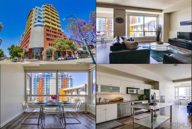 350 W Ash St #1001, San Diego, CA 92101 (#190028404) :: Be True Real Estate