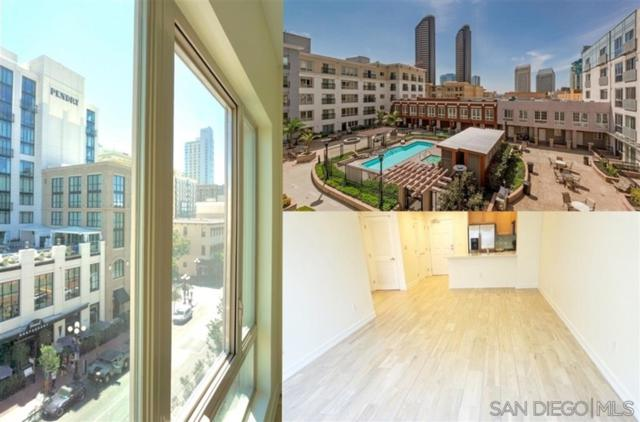 450 J St #6011, San Diego, CA 92101 (#190028534) :: Cane Real Estate