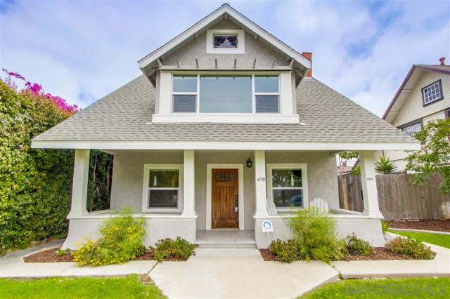 4737-39 Terrace Drive, San Diego, CA 92116 (#190028836) :: Coldwell Banker Residential Brokerage