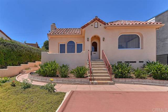 1092 Evergreen, San Diego, CA 92106 (#190029204) :: The Yarbrough Group