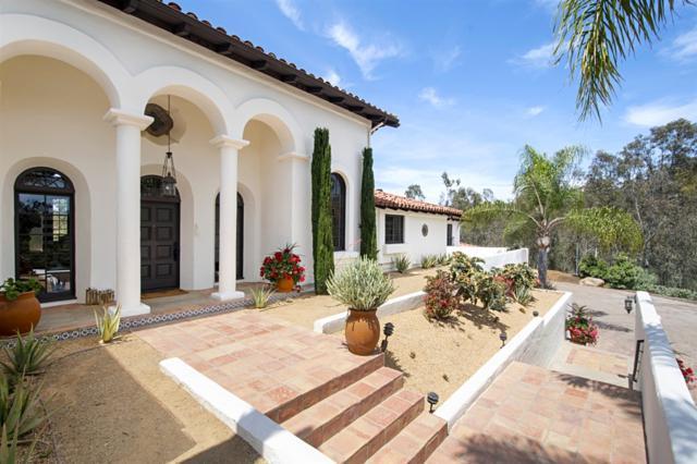 4742 El Nido, Rancho Santa Fe, CA 92067 (#190029365) :: Neuman & Neuman Real Estate Inc.