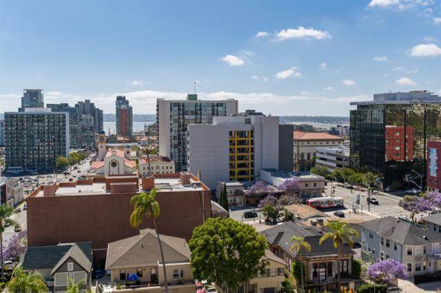 1514 7th Avenue #702, San Diego, CA 92101 (#190029370) :: Coldwell Banker Residential Brokerage