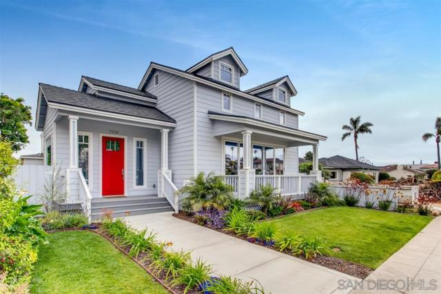 7228 Eads Ave, La Jolla, CA 92037 (#190029439) :: Coldwell Banker Residential Brokerage