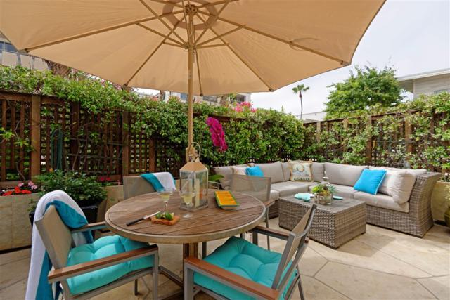 457 Coast Blvd #203, La Jolla, CA 92037 (#190029918) :: Coldwell Banker Residential Brokerage