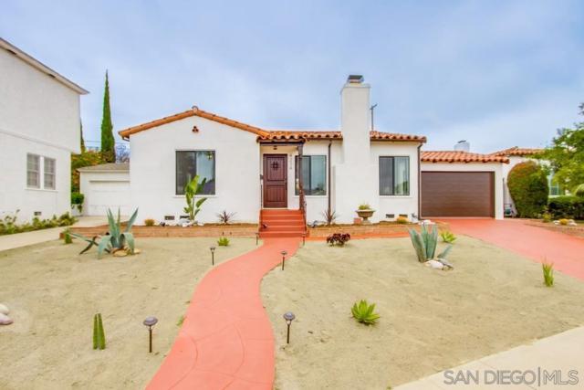 4334 Alder Dr, San Diego, CA 92116 (#190030327) :: Ascent Real Estate, Inc.