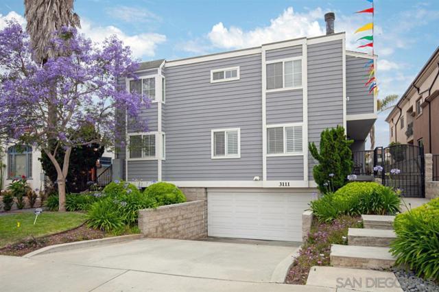3111 Carleton C, San Diego, CA 92106 (#190030491) :: Coldwell Banker Residential Brokerage
