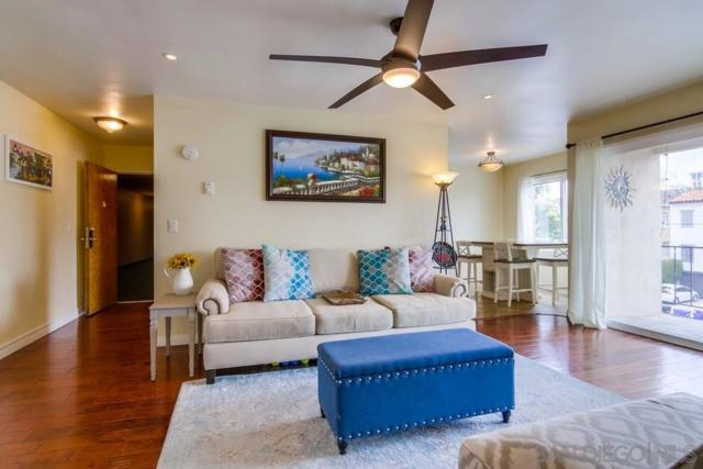 2244 2nd Avenue #20, San Diego, CA 92101 (#190031039) :: Coldwell Banker Residential Brokerage