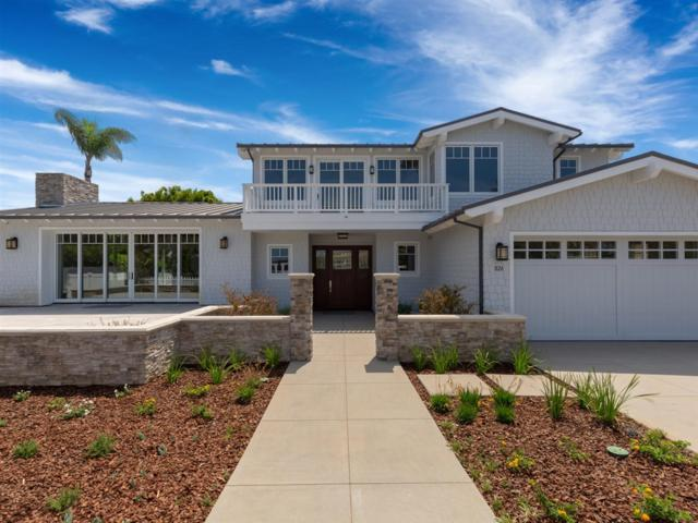826 Seabright Lane, Solana Beach, CA 92075 (#190031590) :: Neuman & Neuman Real Estate Inc.
