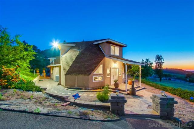 12606 Wildcat Canyon Rd, Lakeside, CA 92040 (#190031716) :: Neuman & Neuman Real Estate Inc.