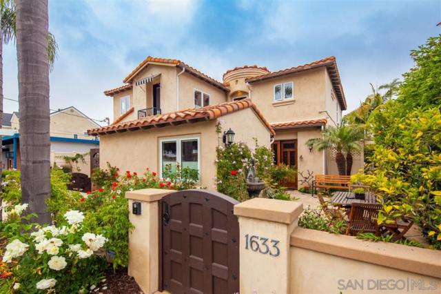 1633 6Th St, Coronado, CA 92118 (#190031868) :: Coldwell Banker Residential Brokerage