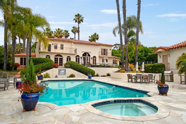 16591 Via Lago Azul, Rancho Santa Fe, CA 92067 (#190032196) :: Coldwell Banker Residential Brokerage