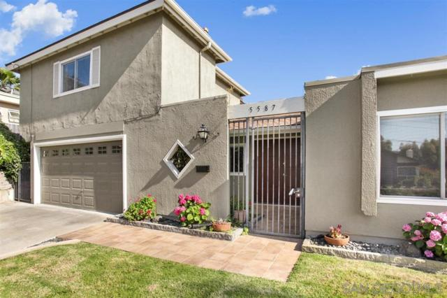 5587 Lone Star Drive, San Diego, CA 92120 (#190032705) :: Whissel Realty