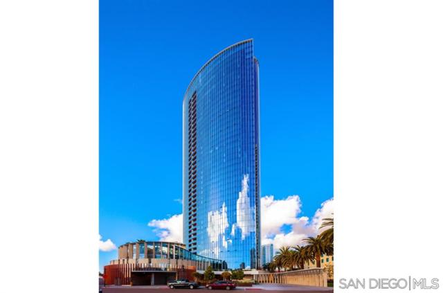 888 W E St. #603, San Diego, CA 92101 (#190033099) :: Welcome to San Diego Real Estate
