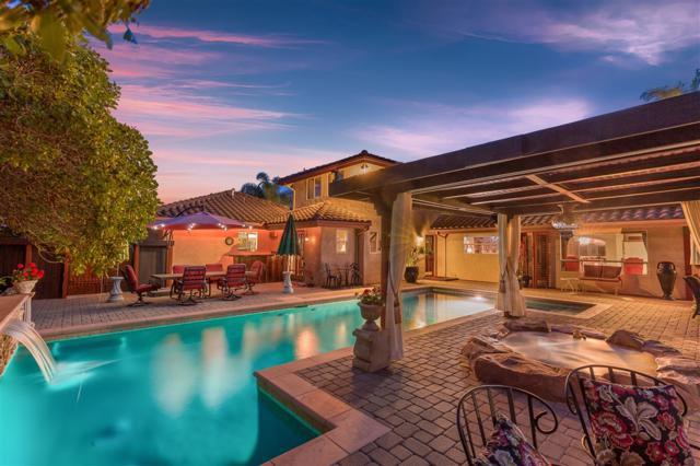 3484 Blessed Mother, Fallbrook, CA 92028 (#190033130) :: Allison James Estates and Homes