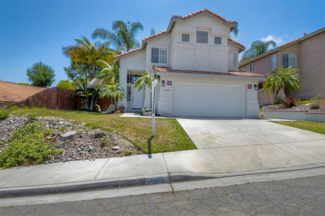 1688 Avenida Guillermo, Oceanside, CA 92056 (#190033176) :: Coldwell Banker Residential Brokerage