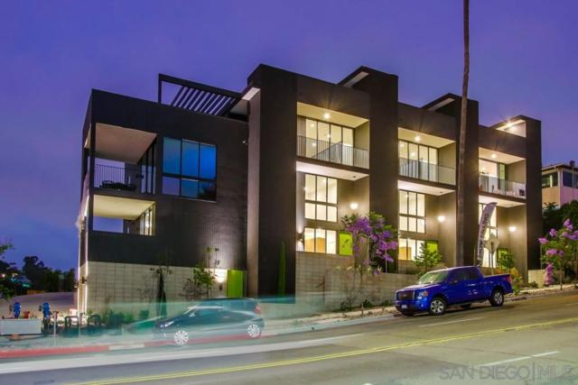 590 W Laurel Street #00, San Diego, CA 92101 (#190033431) :: Welcome to San Diego Real Estate