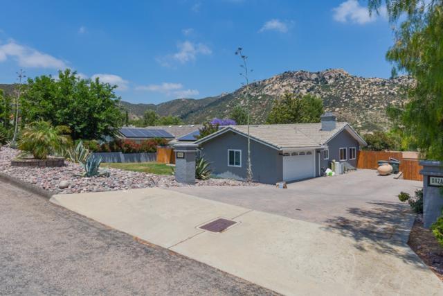 16421 Daza Drive, Ramona, CA 92065 (#190033442) :: Coldwell Banker Residential Brokerage