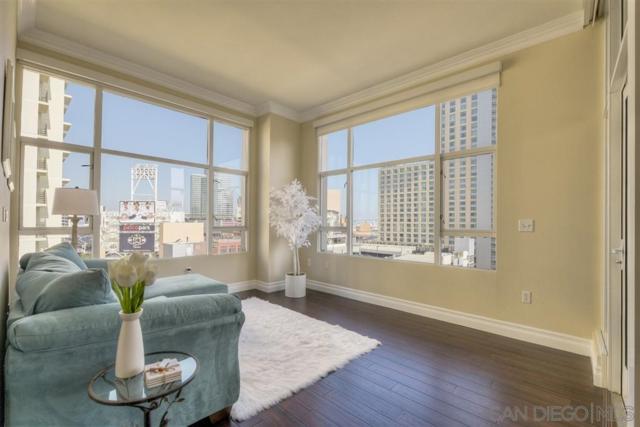530 K St #1013, San Diego, CA 92101 (#190033467) :: Coldwell Banker Residential Brokerage