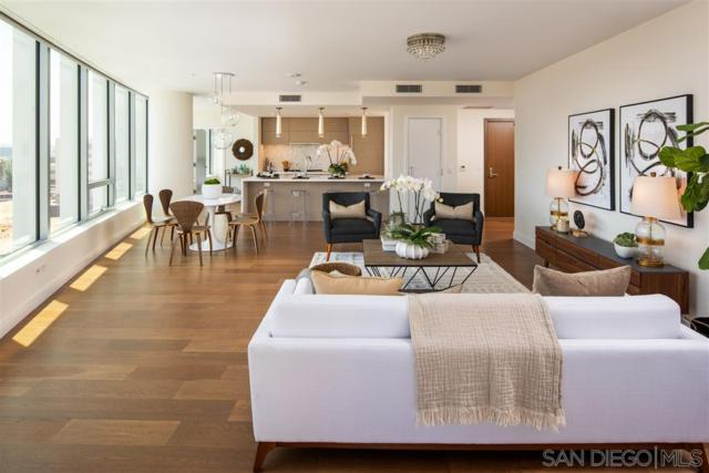 888 W E Street #804, San Diego, CA 92101 (#190033768) :: Neuman & Neuman Real Estate Inc.