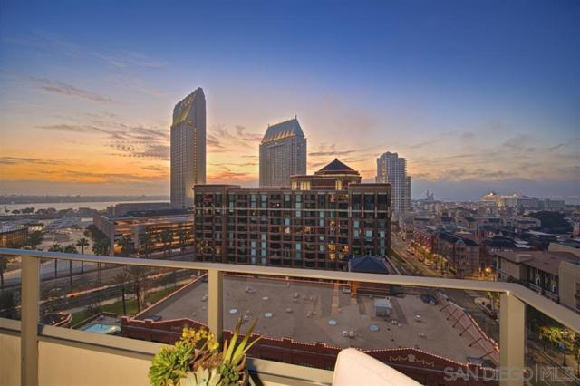 550 Front St #1006, San Diego, CA 92101 (#190034144) :: Coldwell Banker Residential Brokerage