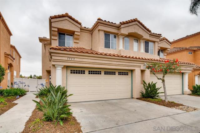 1349 Serena Cir #2, Chula Vista, CA 91910 (#190034230) :: Coldwell Banker Residential Brokerage