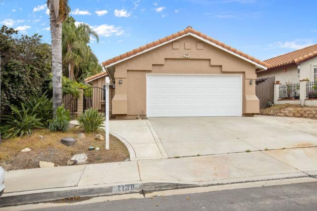 1138 Calle Emparrado, San Marcos, CA 92069 (#190034312) :: Coldwell Banker Residential Brokerage