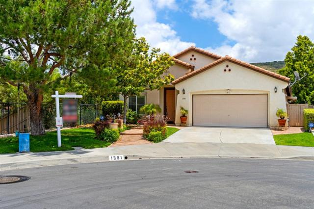 1391 Corte Bagalso, San Marcos, CA 92069 (#190034505) :: Coldwell Banker Residential Brokerage