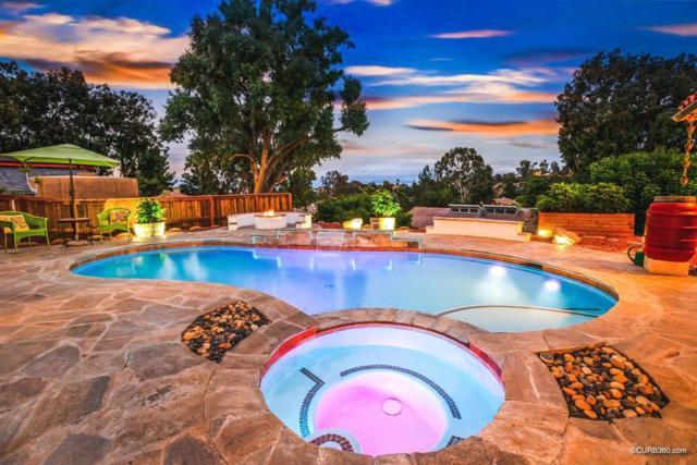 5672 Soledad Mountain Rd, La Jolla, CA 92037 (#190034511) :: Coldwell Banker Residential Brokerage
