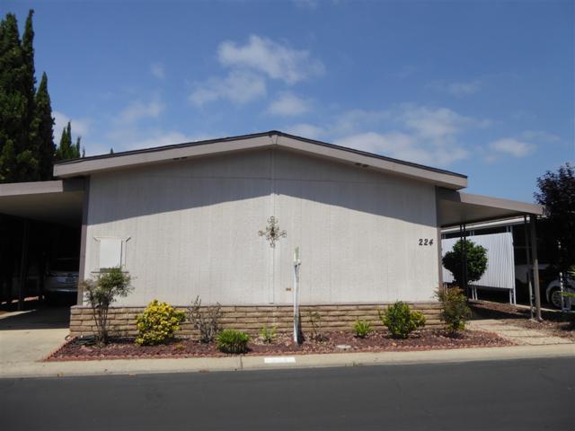 276 N El Camino Real #224, Oceanside, CA 92058 (#190034683) :: Allison James Estates and Homes